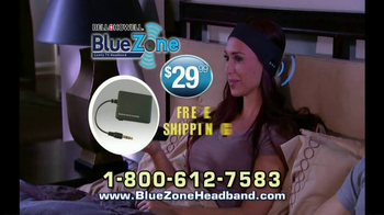 Bell + Howell BlueZone Headband TV Spot, 'TV Too Loud?'