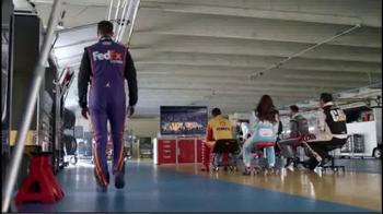 Coca-Cola TV Spot, 'NASCAR: Position' Featuring Denny Hamlin, Austin Dillon - Thumbnail 1