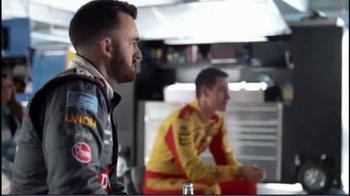 Coca-Cola TV Spot, 'NASCAR: Position' Featuring Denny Hamlin, Austin Dillon - Thumbnail 5