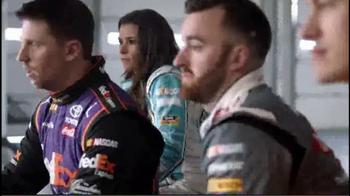 Coca-Cola TV Spot, 'NASCAR: Position' Featuring Denny Hamlin, Austin Dillon - Thumbnail 9