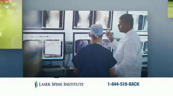 Laser Spine Institute TV Spot, 'Lasting Relief'