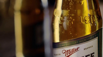 Miller High Life TV Spot, \'Perfect Storm\'