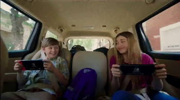 Nintendo Switch TV Spot, 'Play at Home or on the Go'