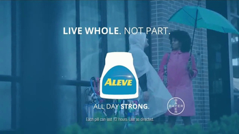Aleve TV Spot, 'Umbrella'