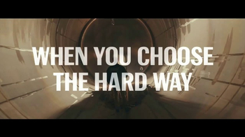 Budweiser TV Spot, 'The Hard Way'