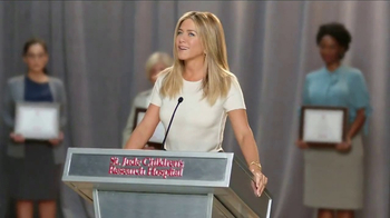 Aveeno TV Spot, 'Morning Routine' Featuring Jennifer Aniston