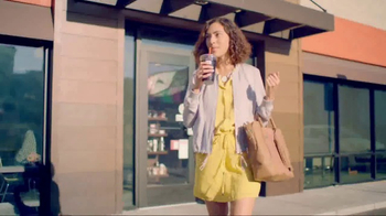 Dunkin' Donuts Sweet & Salted Cold Brew Coffee TV Spot, 'Keep On'