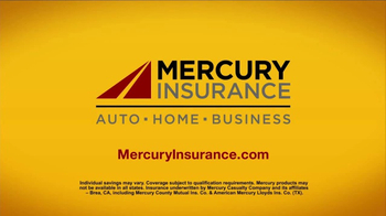 Mercury Insurance TV Spot, 'Really Fast Service is a Top Priority' - Thumbnail 9