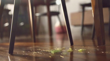 Swiffer Sweeper Tv Commercial Hair Cuts On Hardwood