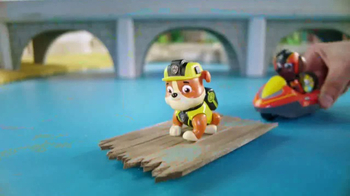 PAW Patrol Mission Paw Mission Cruiser TV Spot, 'Race to the Rescue!'