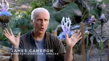 Walt Disney World TV Spot, 'Pandora: World of Avatar' Ft. James Cameron