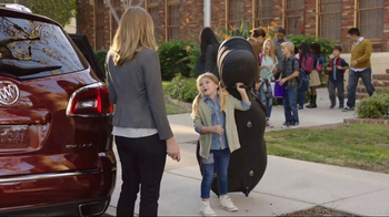 2017 Buick Enclave TV Spot, '2017 March Madness: Changing Their Tune?'