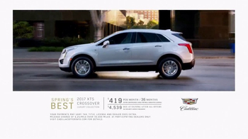 Cadillac Spring's Best TV Spot, '2017 Cadillac XT5' Song by Slow Magic - Thumbnail 8