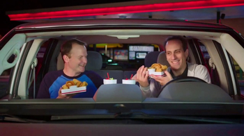 Sonic Drive-In Super Crunch Chicken Strip Dinner TV Spot, 'VIP'