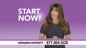 Nutrisystem Lean13 TV Spot, 'Why Should We?' Featuring Marie Osmond