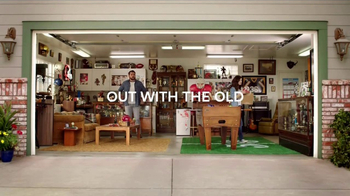 Hyundai Spring Cleaning Sales Event TV Spot, 'Man Cave: Santa Fe Sport'