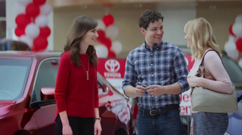 Toyota 1 For Everyone Sales Event TV Spot, '2017 Camry'