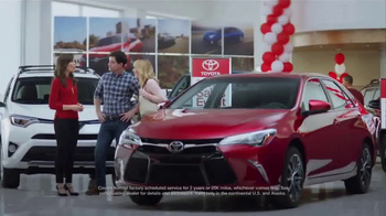 Toyota 1 For Everyone Sales Event TV Spot, '2017 Camry' - Thumbnail 2