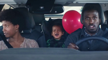 Toyota 1 For Everyone Sales Event TV Spot, 'Balloons: Sienna & Highlander'