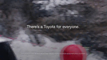 Toyota 1 For Everyone Sales Event TV Spot, 'Balloons: Sienna & Highlander' - Thumbnail 5