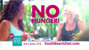 South Beach Diet TV Spot, 'Lose Five Pounds Fast'