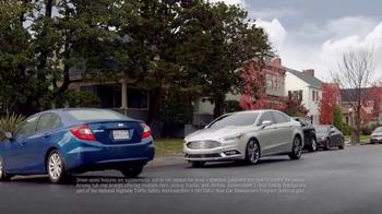 2017 Ford Fusion: Teen Drivers thumbnail