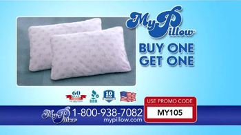 MyPillow TV Spot, 'Adjustable Fill' - Thumbnail 8