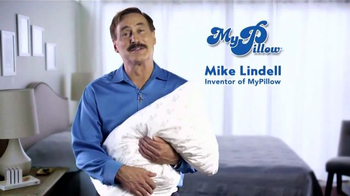 MyPillow TV Spot, 'Adjustable Fill' - Thumbnail 1