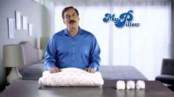 MyPillow TV Spot, 'Adjustable Fill' - Thumbnail 2