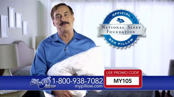 MyPillow TV Spot, 'Adjustable Fill' - Thumbnail 3