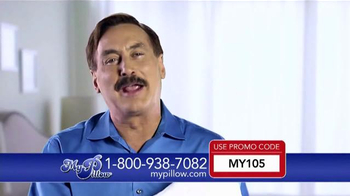 MyPillow TV Spot, 'Adjustable Fill' - Thumbnail 7