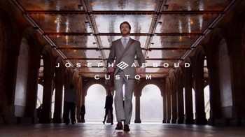 Men's Wearhouse TV Spot, 'Joseph Abboud Custom'