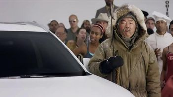 Mitsubishi Motors Holiday Sales Event TV Spot, 'Spokespeople'