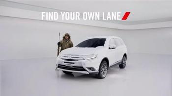 Mitsubishi Motors Holiday Sales Event TV Spot, 'De-Icer'