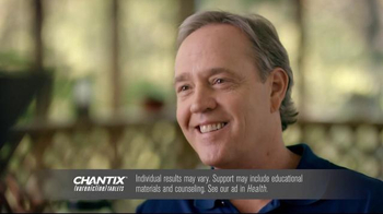 Chantix TV Spot, 'Billy'