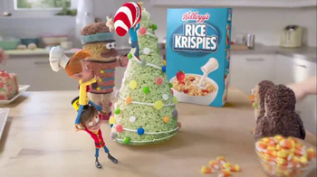 Rice Krispies TV Spot, 'Make the Holidays a Treat'