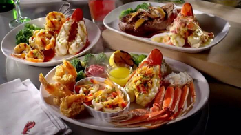 Red Lobster Ultimate Seafood Celebration TV Spot, 'Too Good to Last'