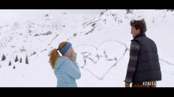 Zales Endless Brilliance Collection TV Spot, 'Snowshoeing'