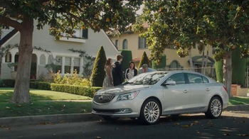 buick black friday sales event tv commercial, 'it's a buick' - ispot.tv