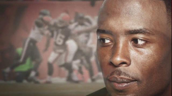 NFL TV Spot, 'Football Is Family' Featuring Andrew Hawkins - Thumbnail 6