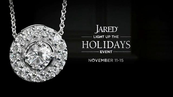 Jared Light Up the Holidays Event TV Spot, 'Exclusive Prices'