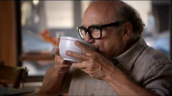 Nespresso TV Spot, \'Training Day\' Featuring George Clooney, Danny DeVito