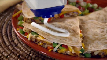 Daisy Squeeze Sour Cream TV Spot, 'Why Do You Dollop?'