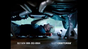 Sears Craftsman TV Spot, 'Tools to Get the Job Done Quick'