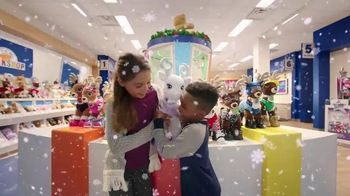 Build-A-Bear Workshop Santa's Reindeer TV Spot, 'Snowy Speedster'