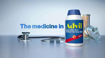 Advil TV Spot, 'Fact: Emergency Room Doctors'