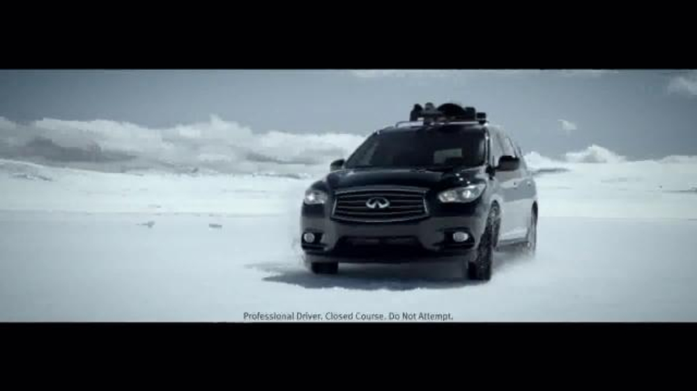 Subaru Forester Commercial Song >> Infiniti TV Commercial, 'Be Ready to Winter' - iSpot.tv