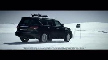 Infiniti TV Spot, 'Be Ready to Winter' - Thumbnail 6