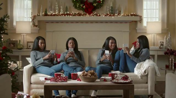 Verizon TV Spot, \'Quadruplets\'