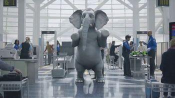 Wonderful Pistachios TV Spot, 'Ernie at the Airport'